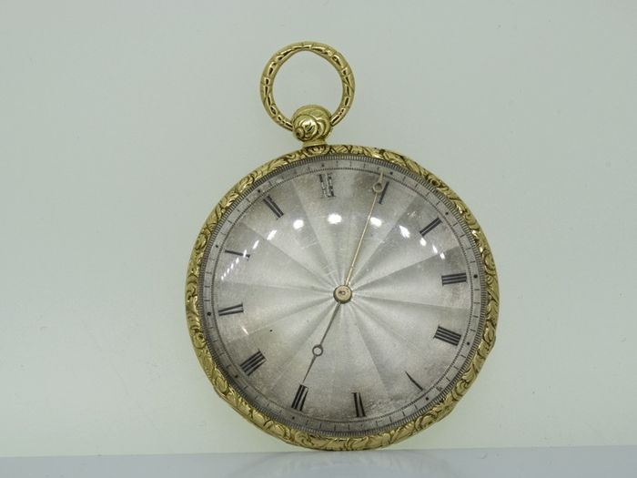 pocket watch  - 1770 - Unisex - 1850-1900