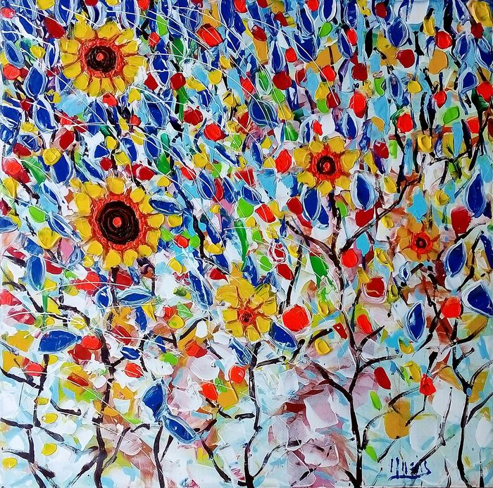 Roberto Masia - Journey fhrough the colors and sunflowers of Holland