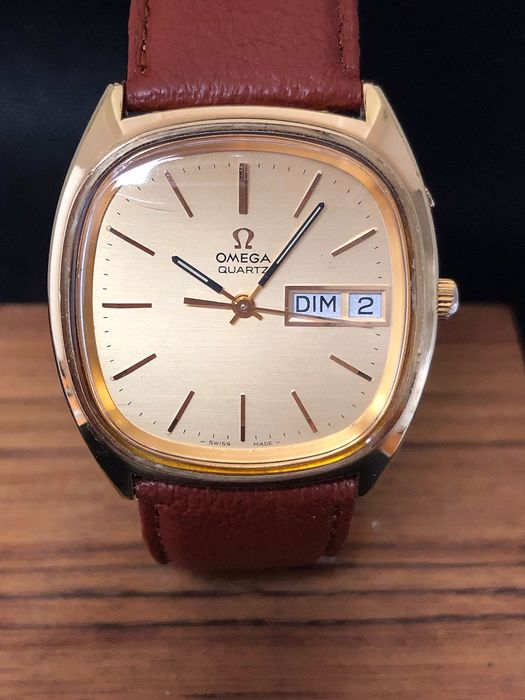 Omega - Cal 1310 First In house Omega Quartz - Herren - 1972