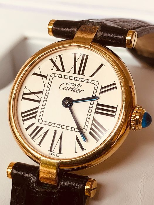 Cartier - Must - 102483 - Mujer - 1990-1999