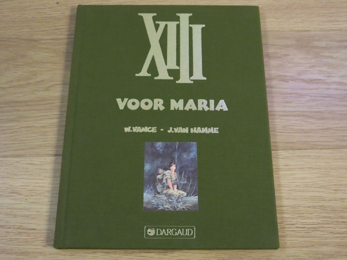 XIII - luxe 9 Voor Maria Nr. HC 20/50 - First print of a reissue - (1993)