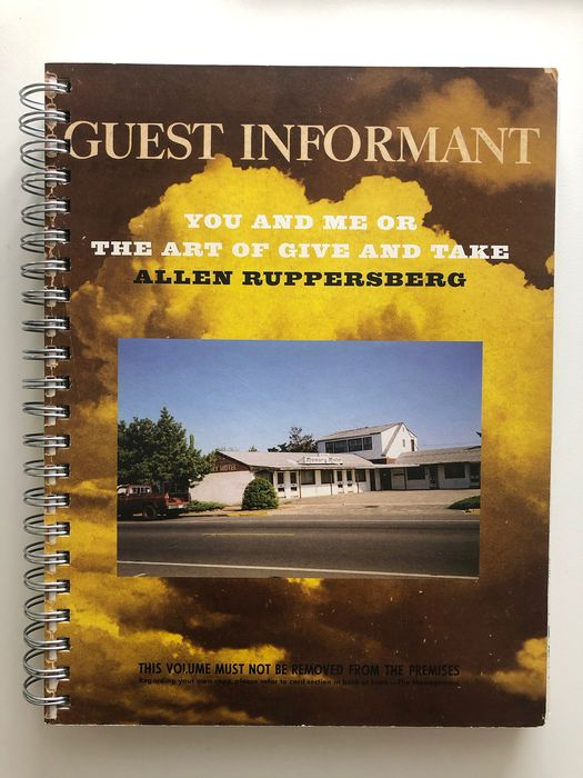 Allen Ruppersberg - You and Me or the Art of Give and Take - 2010