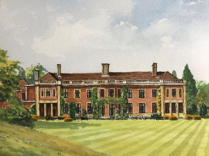 K Watkins - The Manor House