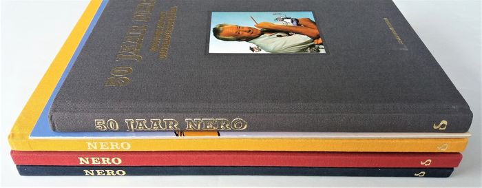 Nero 1 - 2 - 3 - 4 - 50 jaar Nero - Hardcover - First edition - (1997)