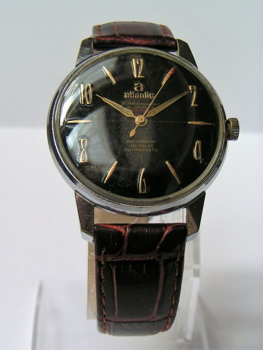 Atlantic - WORLDMASTER - Super de Luxe - Herren - 1950-1959