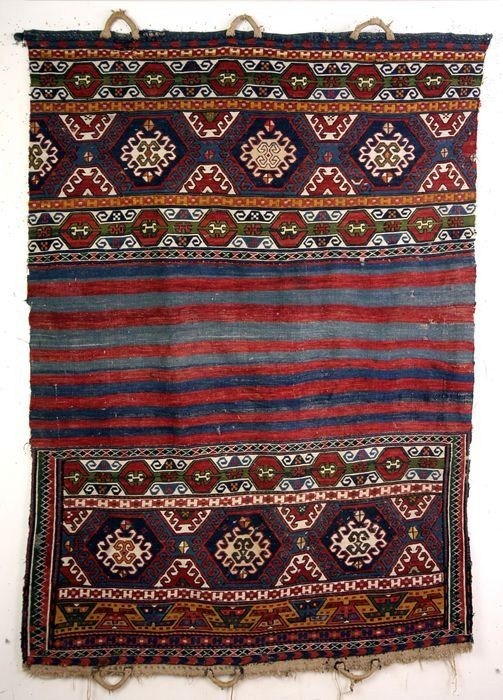 Shahsevan  - Mafrash, bag of nomads - 110 cm - 155 cm