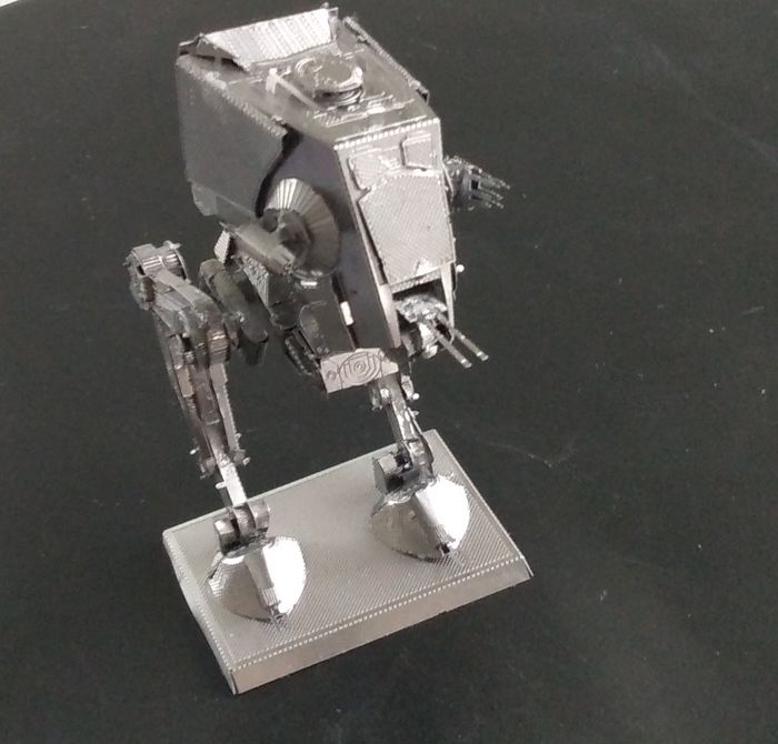 Star Wars - Object, Vehicle AT-ST Scout Walker