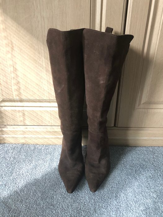 D&G Knee high boots - Size: IT 36