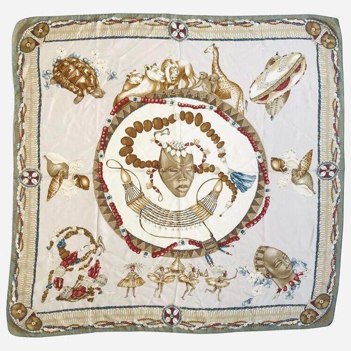 Etro - Africa Magica Special Edition Scarf