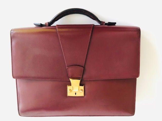Cartier - Pasha Briefcase