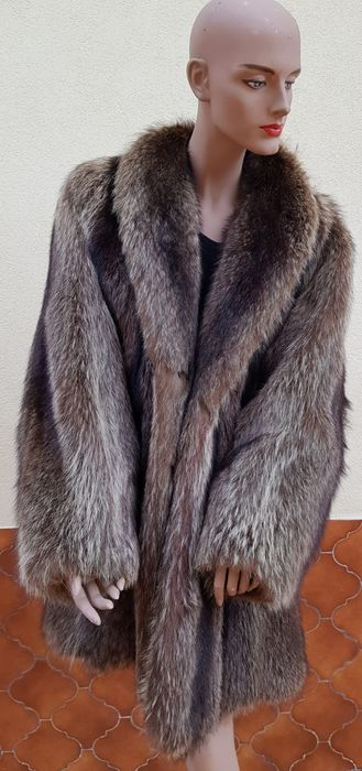 Nessuna - Fur coat - Size: EU 46 (IT 50 - ES/FR 46 - DE/NL 44), L