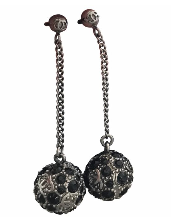 Chanel - boucle d'oreille CHANEL Earrings