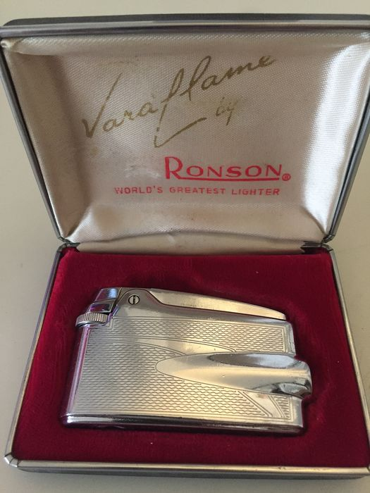 ronson varaflame - Lighter - Part of 1