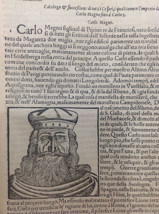 "Munster - 36 leaves from ""Cosmographia Universalis"" with 47 woodcuts - 1575"