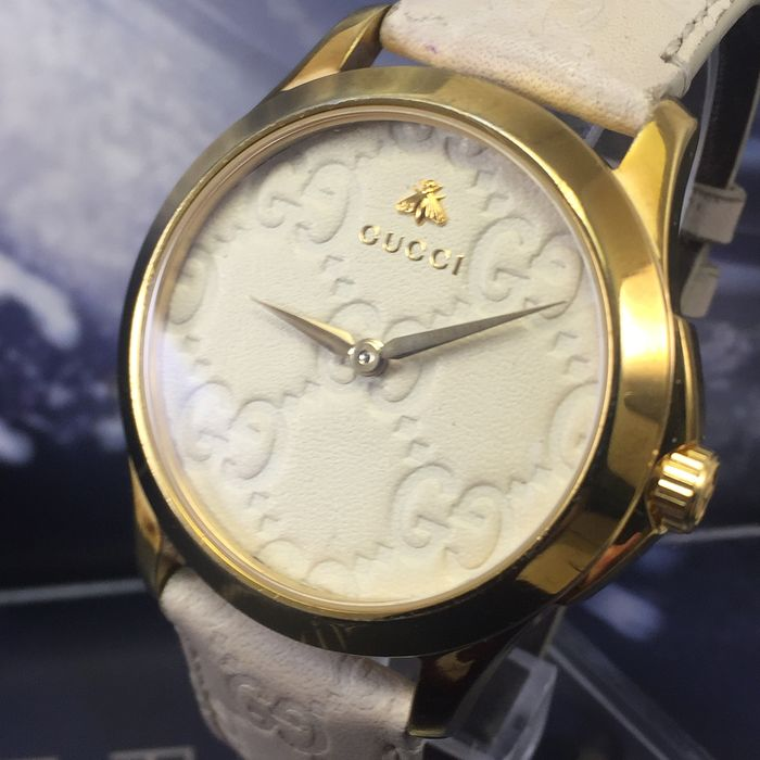 """Gucci - G-Timeless 126.4 """"NO RESERVE PRICE"""" - Unisex - 2011 - actualidad"""