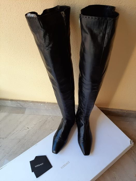 Versace Boots - Size: IT 36