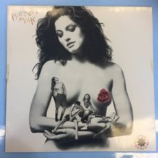 Red Hot Chili Peppers - Mother's Milk - LP Album - 1989/1989