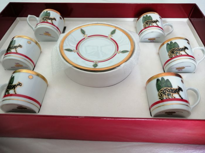 cartier - Cups and saucers - Contemporary - Porcelain