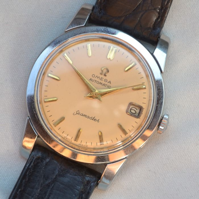 Omega - Seamaster Automatic Date - 18045115 - Homme - 1960-1969