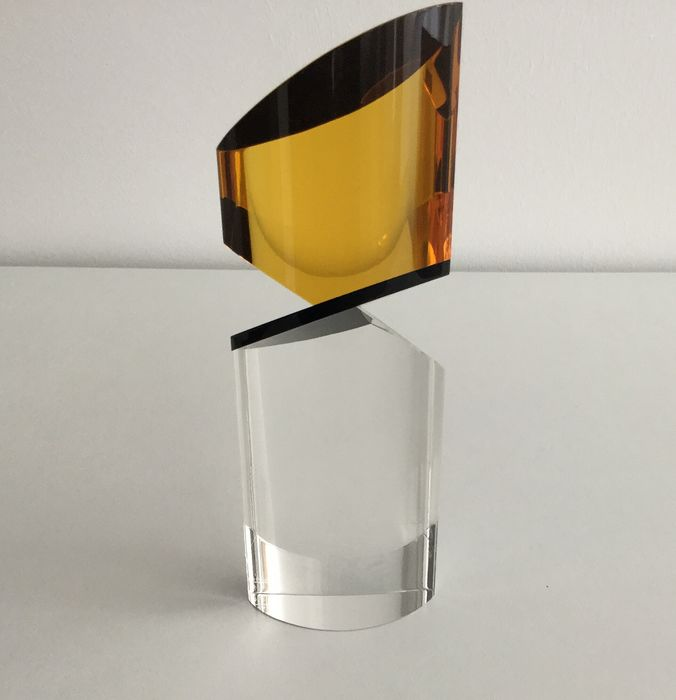 Vlastimil Janacek - Eigen atelier - Object Limited Edition - Glass