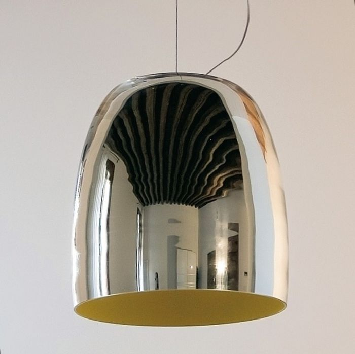 Italian Designer Mario Mengotti - Prandina - Suspension Lamp / Hanging Ceiling Light - Notte S3 / SL3