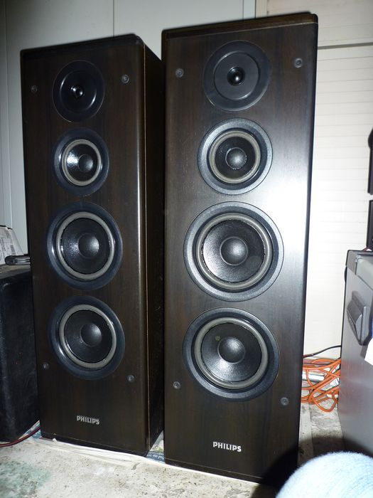 Philips - FB 820 - Speaker set