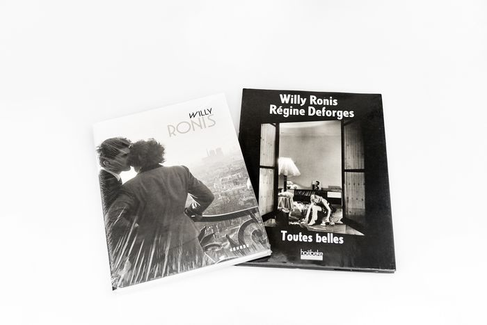Willy Ronis - Lot with 2 books: Willy Ronis & Toutes Belles - 1992/2013