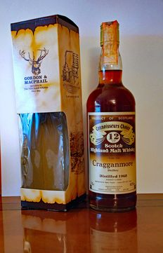 Cragganmore 1968 - One of 120  - Gordon & MacPhail - b. 1980-tallet - 75cl