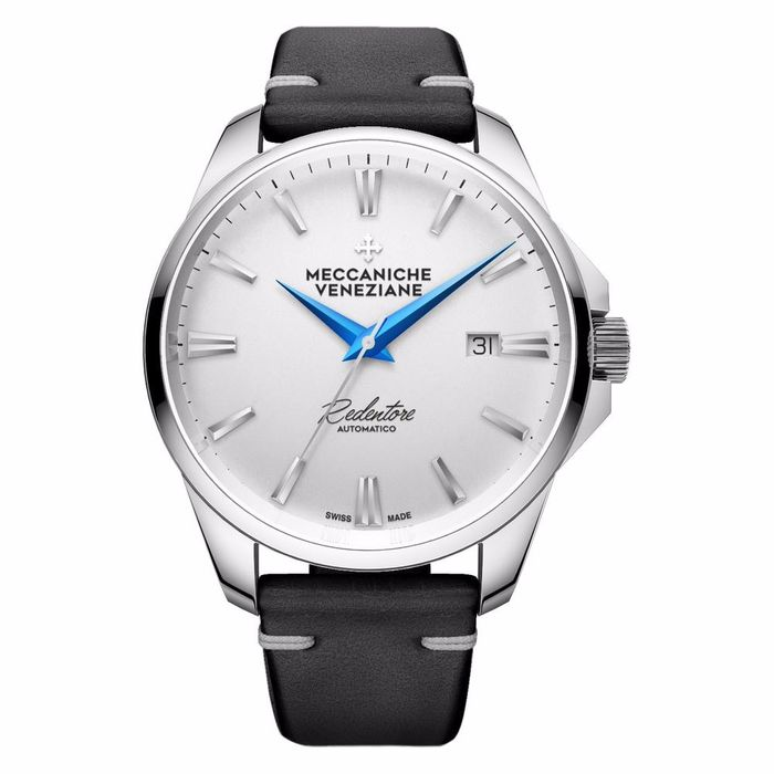 "Meccaniche Veneziane - Automatic Redentore Ghiaccio with Blue Hands ""NO RESERVE PRICE"" - 1201008 - Heren - BRAND NEW"