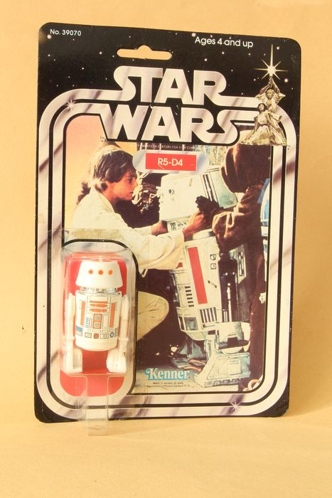 Star Wars - Kenner Made in Hong Kong - Figurine(s) R5-D4