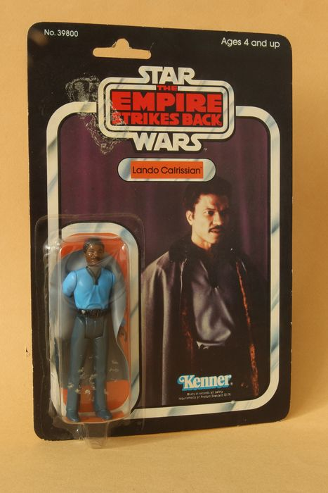 Star Wars - Kenner Made in Hong Kong - Figurine(s) The Empire strikes back - Lando Calrissian