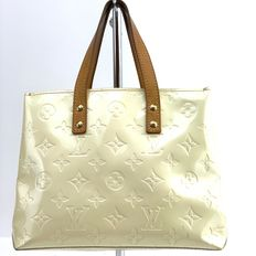 Louis Vuitton - M91144 Reade PM Vernis  Tote bag