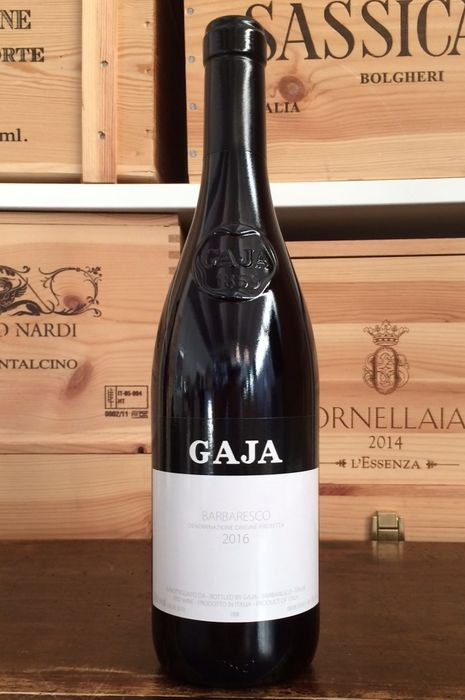 2016 Gaja - Barbaresco - 1 Botella (0,75 L)