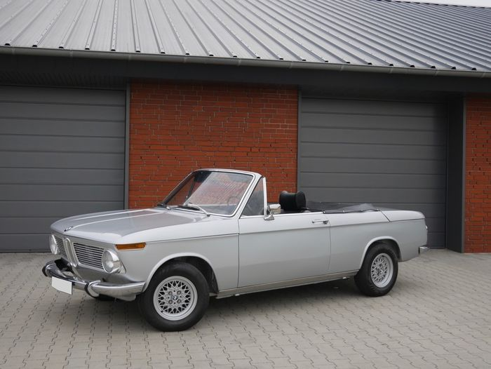 BMW - 1602 full convertible - 1970