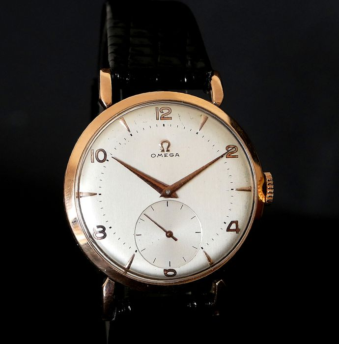 "Omega - Jumbo - Ω 625 - Serviced - ""NO RESERVE PRICE"" - Homme - 1901-1949"