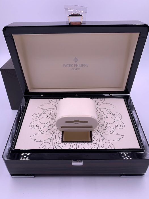 BREITLING RARE 4 Type of Vintage Box Ecrin - IN NEW CONDITION !