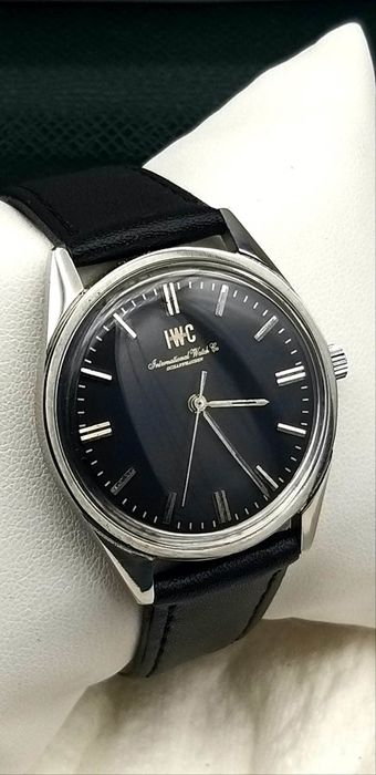 "IWC ""International Watch Co Schaffhausen"" - ""NO RESERVE PRICE""  - cal 89 - Homem - 1960-1969"