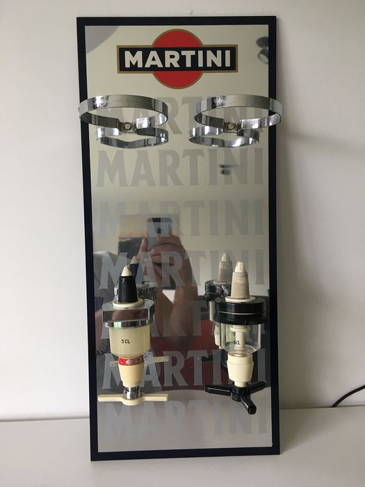 Martini - Dispenser (1) - mirror plexi