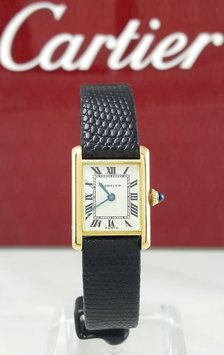 Cartier - Tank Paris - Damen - 1990-1999