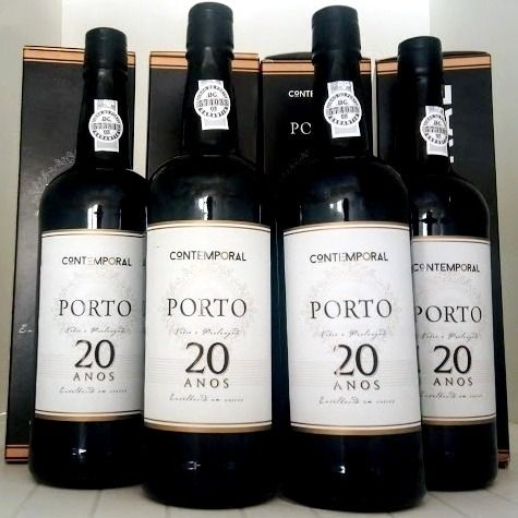 Contemporal 20 years old Tawny - 4 Botellas (0,75 L)