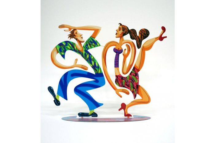 David Gerstein - New dancers