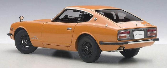 Autoart 118 Nissan Fairlady Z432 1969 Orange Catawiki
