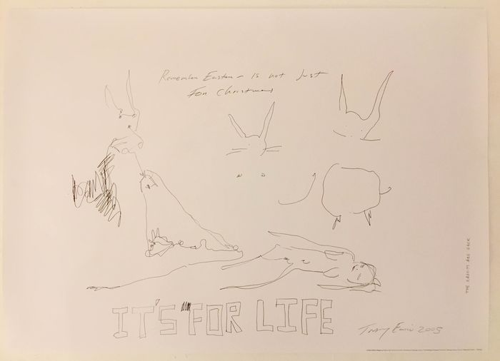 Tracey Emin - It's for Life