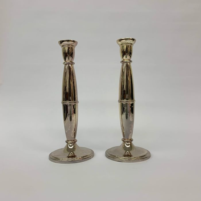 Edzard - Candlestick - Silverplate