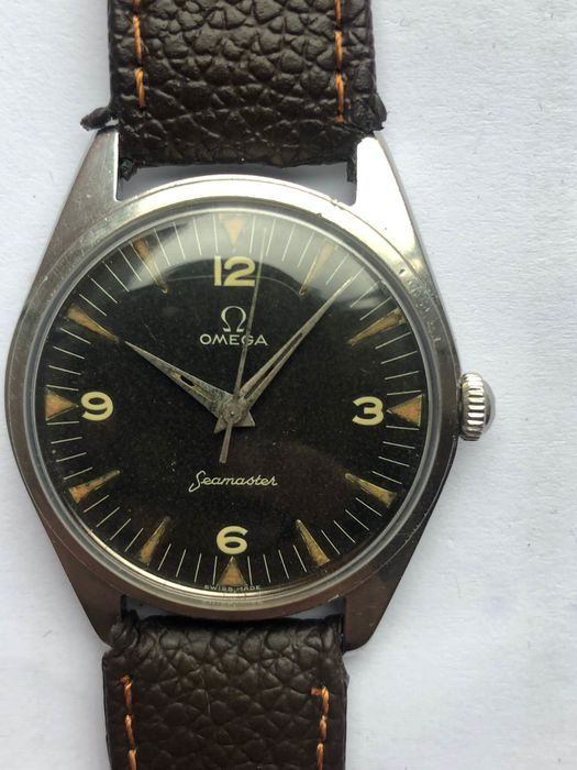 Omega - seamaster/ranchero Miltary PAF 1960 with omega archive - Hombre - 1960-1969