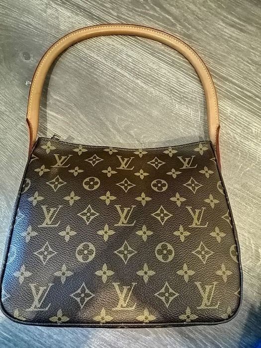 Louis Vuitton - Looping MM Monogram Sac en bandoulière