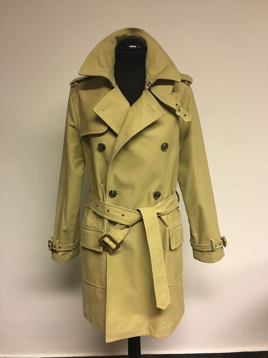 Ralph Lauren - thick trench coat with tag never worn - Size: USA 10/ DE 38/40