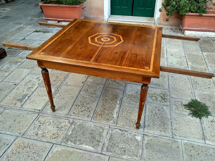 Table - Charles X - Wood - First half 19th century