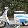 Auktion over Vespa, Lambretta og klassiske scootere