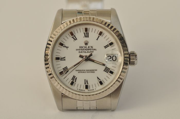 Rolex - Oyster Perpetual Datejust  - 68274 - Unisex - 1990-1999